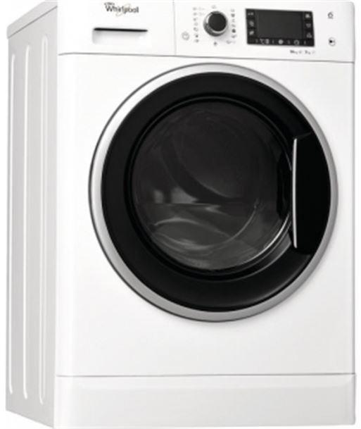 Lavasecadora Whirlpool WWDP10716, 10+7 kg, 1600 rp - WWDP10716