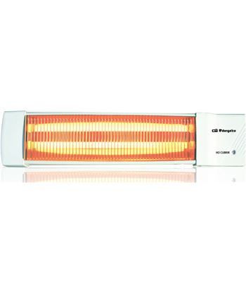 Orbegozo BB5002 radiador pared cuarzo , 1200w, 2 ba - BB5002