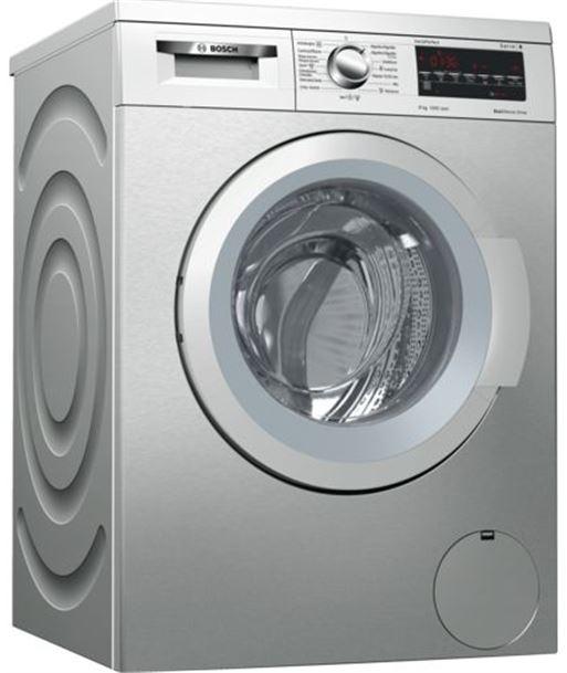 Lavadora  carga frontal  Bosch inox 8kg WUQ2448XES (1200rpm) - WUQ2448XES
