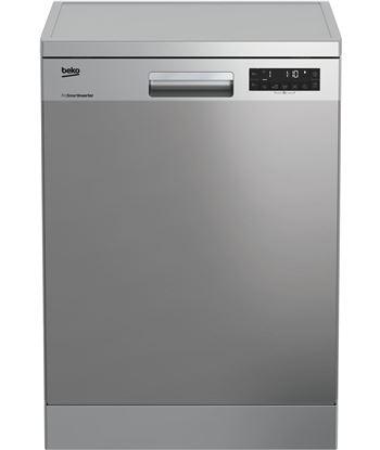 Beko DFN28422X lavavajillas 8p 14s inox Lavavajillas - DFN28422X