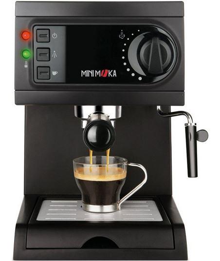 Minimoka cafetera expresso cm1622 negro 999322 COF999322