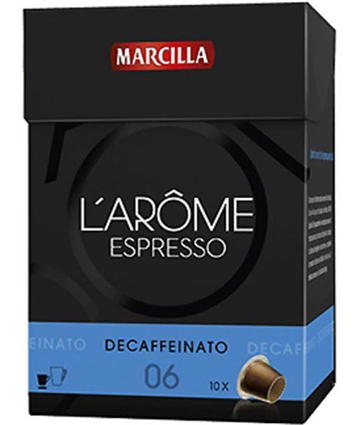 Marcilla l'arome expresso decafeinatto 10 unidades 4015886 - 4015886