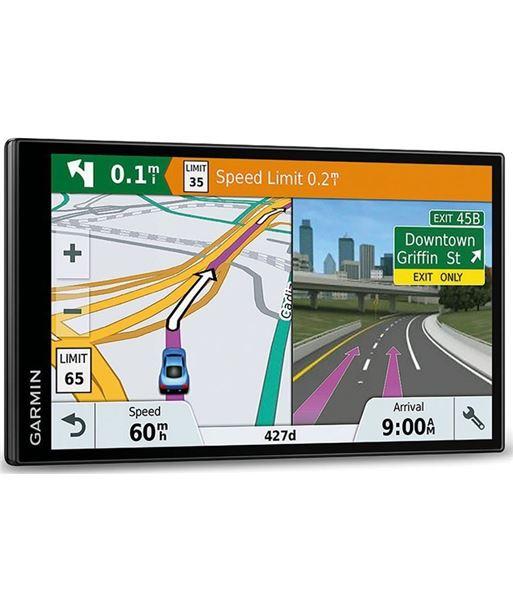 Navegador gps Garmin drivesmart 61 eu lmt-s 6,95'' toda europa 45 pa?ses GAR010_01681_12 - GAR010_01681_12