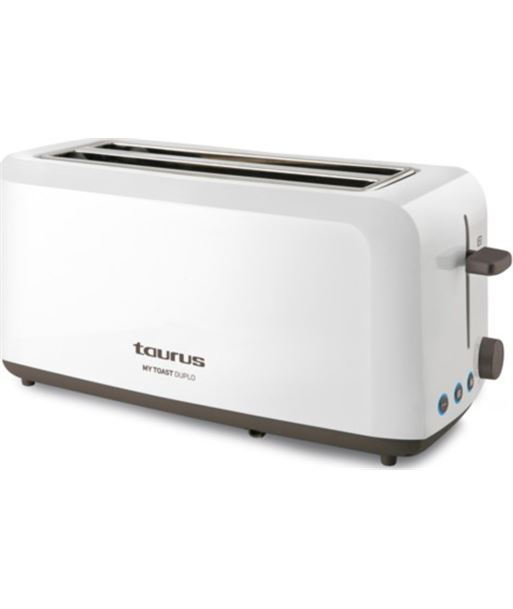 Tostador Taurus tostadora my toast duplo 960639 Tostadores - 8414234606396