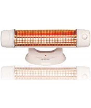 Radiador cuarzo Orbegozo BP5003, 1200w, 2 barras, Estufas y Radiadores