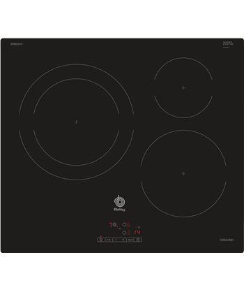 Placa inducción  independiente  Balay 3EB865ER 3 zon. 60 cm. - 3EB865ER