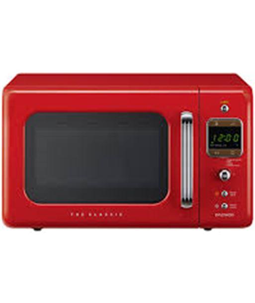 Microondas con grill Daewoo kog-6lbr rojo KOG6LBR - KOG-6LBR