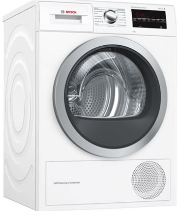 Secadora 9kg Bosch WTG87239EE blanco