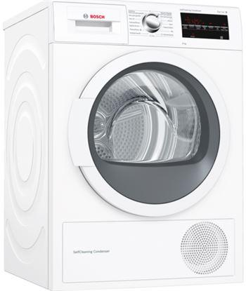 Sec 8kg Bosch WTG87238EE blanco Secadoras - WTG87238EE