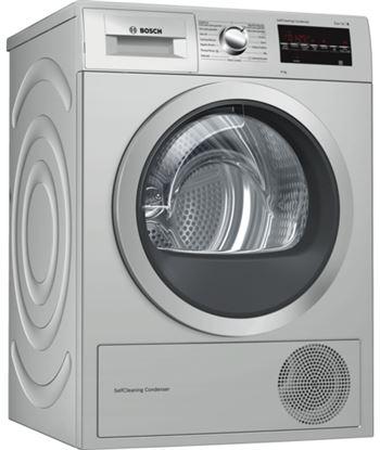 Secadora 9kg Bosch WTG8729XEE acero
