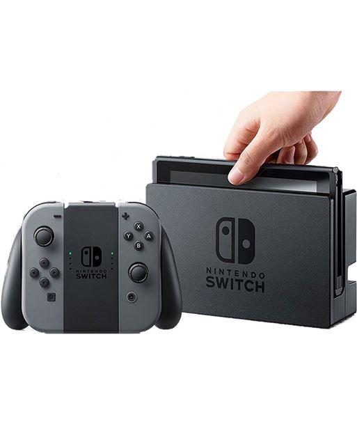Consola Nintendo switch hw gris SWITCHGREY - 2500066