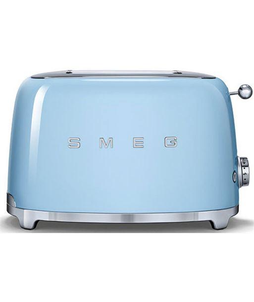 Tostadora 2tost. Smeg TSF01PBEU azul (2ran.) - TSF01PBEU