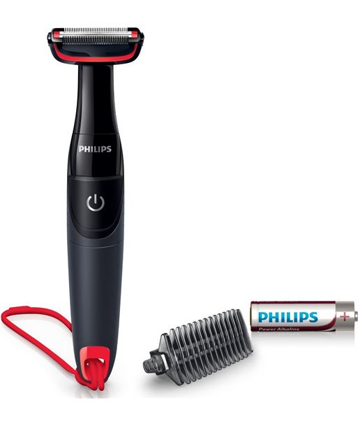 Philips-pae afeitadora corporal masculina philips bg105/10 - BG10510