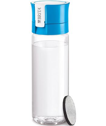 Botella agua Brita fill&go azul 0.6l 1020103
