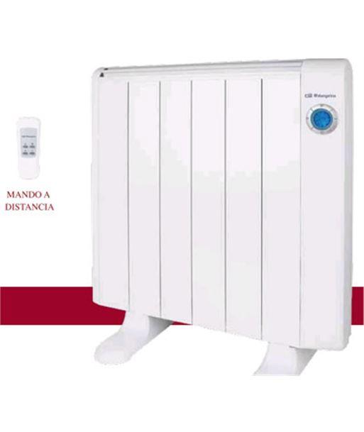 Emisor térmico 6 elementos RRE1010 Orbegozo 1.000 - RRE1010