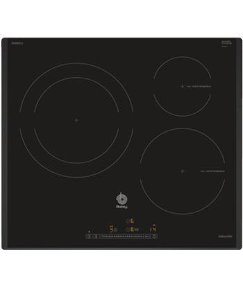 Balay 3EB965LU placa inducción independiente , 3 zonas bisel. - 3EB965LU
