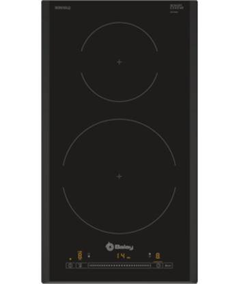 Placa inducción modular independiente  Balay 3EB930LQ, 2 fueg - 3EB930LQ
