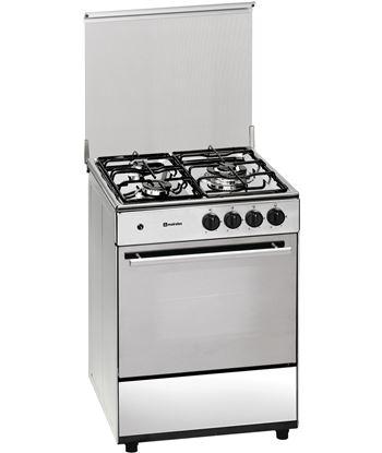 Meireles G603X cocina convertical but, inox Hornos independientes - G603X