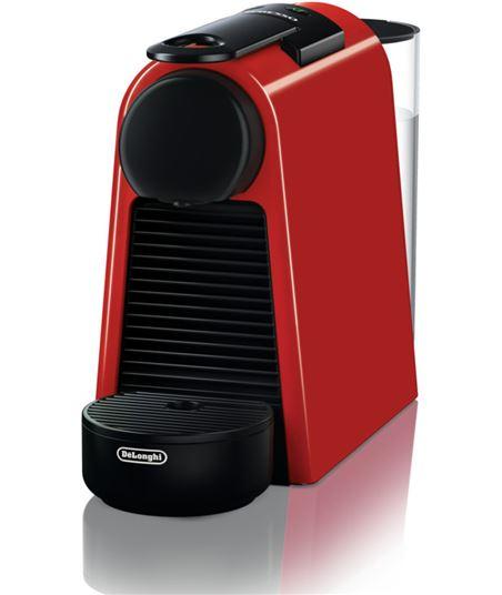 Delonghi-nespresso cafetera  espresso delonghi essenza mini en85r rojo