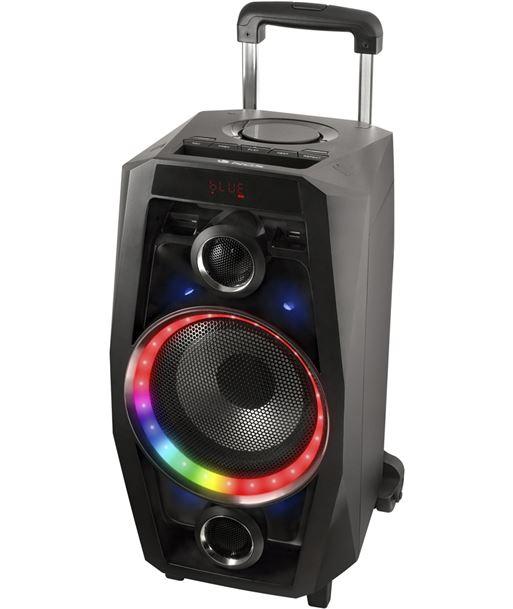Altavoz trolley Ngs wild disco 80w bluetooth, usb, sd, fm leds mã¡s 2 micrã NGSWILDDISCO - NGSWILDDISCO