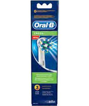 Recambio cepillo dental Braun eb 50-3 ffs + pasta EB50-3FFS