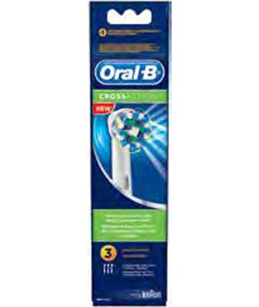 Recambio cepillo dental Braun eb 50-3 ffs + pasta EB50-3FFS - 4210201105060
