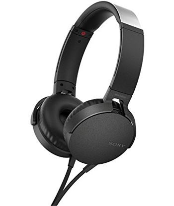 Sony MDRXB550APBCE7 auricular diadema mdr-xb550apb negro micro - MDRXB550APB