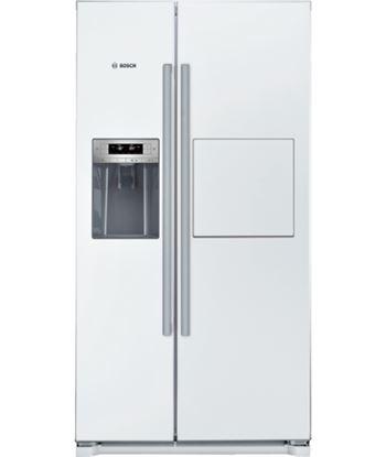 Frigo americano Bosch KAG90AW204 177x91 blanco