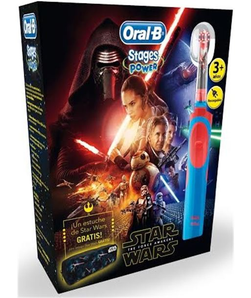 Bra cepillo dental packstarwars cepillo + estuche - PACKSTARWARS