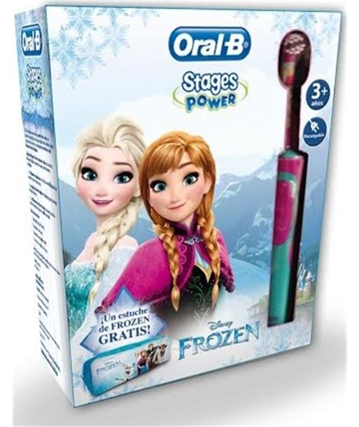 Bra cepillo dental packfrozen cepillo + estuche - PACKFROZEN