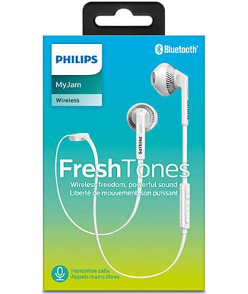 Auricular boto Philips SHB5250WT/00 bluetooth Auriculares - SHB5250WT_00