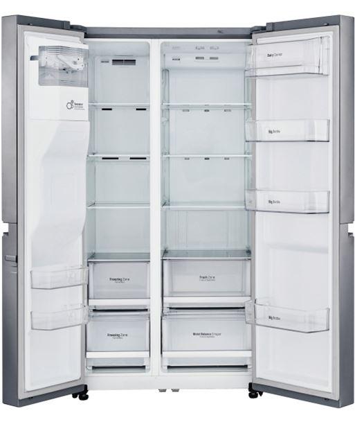 Lg GSL760PZXV frigorífico side by side , inox Frigoríficos americanos - GSL760PZXV