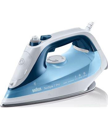 Plancha de vapor Braun SI7062BL texstyle 7 pro azul . - SI 7062BL