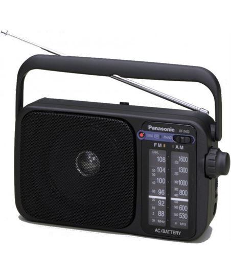 Radio Panasonic rf-2400deg-k negra RF2400DEGK