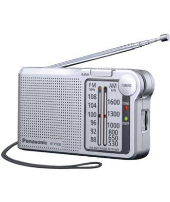 Radio bolsillo Panasonic rf-p150deg-s plata RFP150DEGS