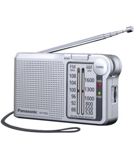 Radio bolsillo Panasonic rf-p150deg-s plata RFP150DEGS - RF_P150DEG_S