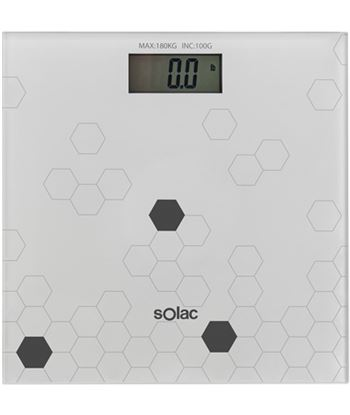Bãscula baã?o Solac precise pd7623 180kg SOLPD7623