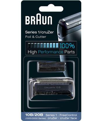 Lamina+cuchilla combipack10b Braun apta afeitadora BRAPACK10B