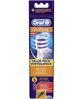 Recambio cepillo dental Braun eb 30-5 ffs trizone BRAEB305FFS . - EB305FFS
