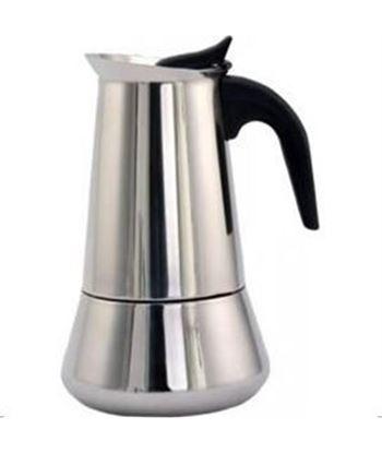 Cafetera inox Orbegozo KFI960 9 tazas, induccion