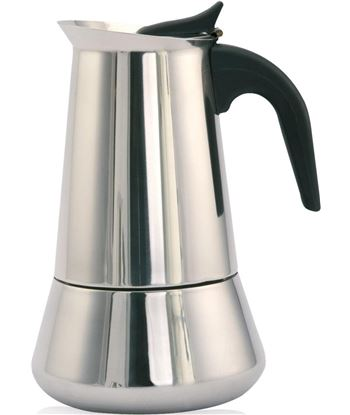 Cafetera inox Orbegozo kfi1260, 12 tazas, induccin KFI260 - 8436044534218