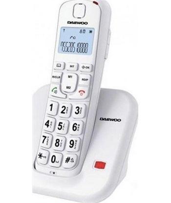 Daewoo DW0082 télefono inalámbrico dtd7200b negro Telefonía doméstica - DTD7200B