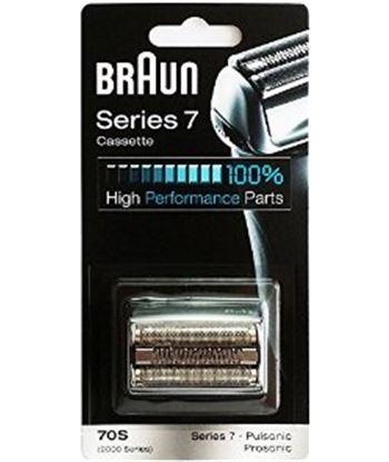 Recambios afeitadora Braun casette 70 s (pulsonic CASETTE70S