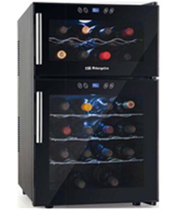 Orbegozo VT2410 vinoteca 24 botellas, display digital - VT2410