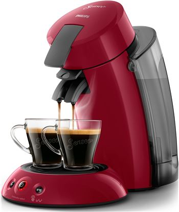 Philips-pae cafet. monod. senseo xl rojo philips hd6555_82 phihd6555_82