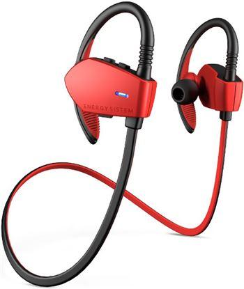 Auriculares deportivos Energy sistem sport 1 bluetooth rojo ENRG427758 - ENRG427758