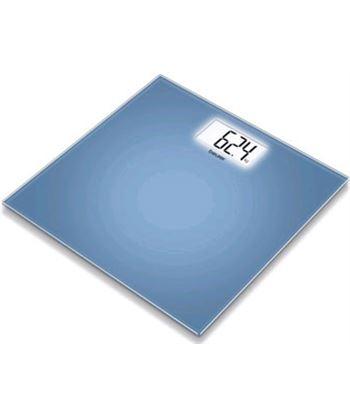 Bascula de cristal Beurer GS208AZUL