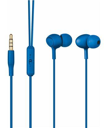 Auriculares intraurales Trust ziva manos libres azules TRU21951