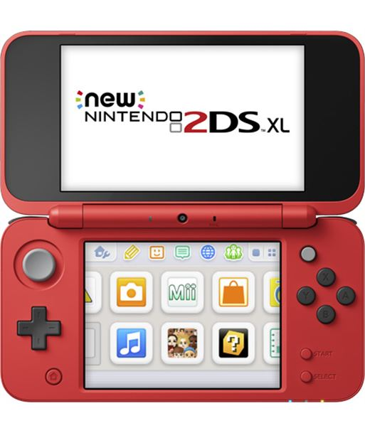 Nintendo consola new 2ds xl edciión pókeball 2209666 - 2209666