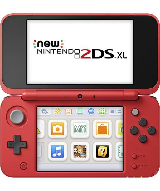 Nintendo consola new 2ds xl edciión pókeball nin2209666 - 2209666